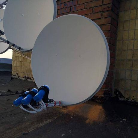 Украинское спутниковое, эфирное ТВ