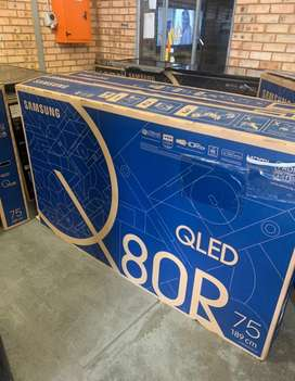 "SAMSUNG 75"" Q80R QLED TV ON SPECIAL"