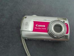 Aparat Cannon PowerShot A470