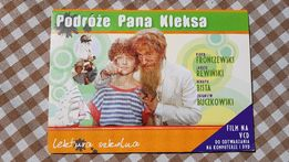 Film Podróże Pana Kleksa DVD