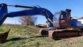 1999 Fiat Hitachi EX215 Excavator For Sale