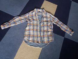 Рубашка GAP на мальчика 6-7лет.