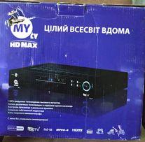 Спутниковый тюнер цифрового ТВ MyTv HD Max с HDD 500Gb