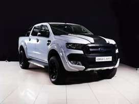 2016 Ford Ranger 3.2TDCi Double Cab 4x4 XLT Auto For Sale