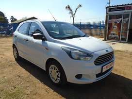 2018 Ford Figo 1.5 with 51000km