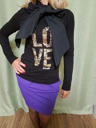 Продам кофту блузу Moscino с шарфом