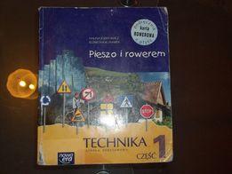 Pieszo i rowerem cz.1