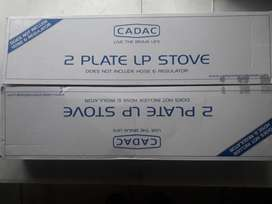 2 Plate LP (gas) stove