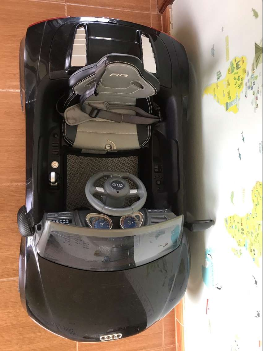 Toycar(Audi R8 from South Korea) 0