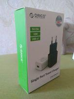 Зарядка для смартфона Orico 2А