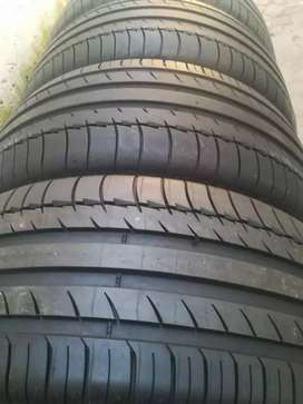 4× 255/55/18MICHELIN tyres for sale it's available now