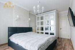 Квартира на Донца 2а, с ремонтом и мебелью! В новом доме