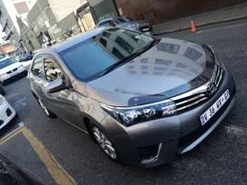 Toyota corrolla prestige 1.6 for sale 2014