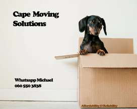 Cape Moving Solutions