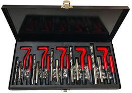 ZESTAW DO NAPRAWY GWINTÓW 131 elementów M5-M12 deget pro