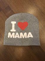 Осенняя шапочка на малыша 2 года