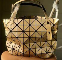 Женская золотая сумка, дизайнерская