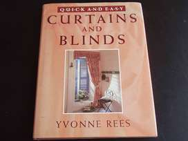 Curtains and Blinds (Quick and Easy Series) Hardcove