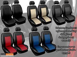 Pokrowce na siedzenia Eko Skóra VW Passat B5 Golf 2 3 4 Bora Polo