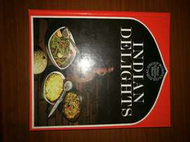 INDIAN DELIGHT COOK BOOK 2007