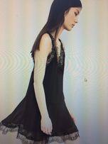 Sukienka z koronka Pull&bear r.s nowa