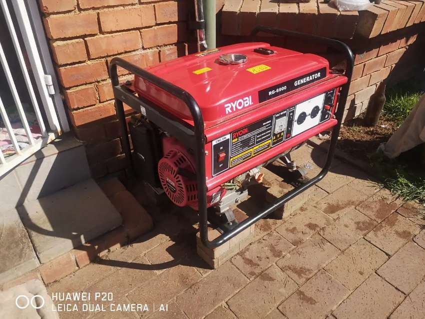 Generator for sale 0