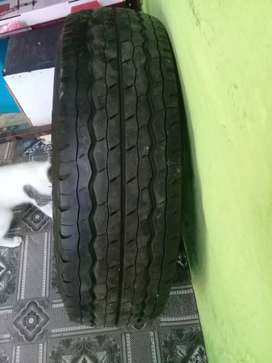 Dunlop tire 15 with rim
