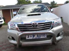 Toyota Hilux 3.0 d4d xtra/c  in good condition for sell
