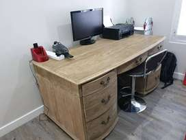 Office desk (Block and Chisel)