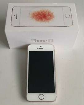 iPhone 16gb Ross Gold