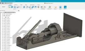 Create 2D and 3D technical drawings using Autodesk