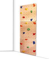 Ścianka wspinaczkowa do wspinaczki w domu kamienie do wspinaczki chwyt