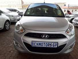 For Sale 2017 Hyundai i10 Engine1.1,Automatic,37000km,Spare Key