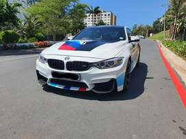 2015, BMW, M4 Coupe M-DCT