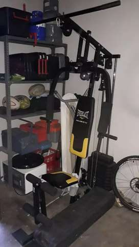 Everlast home gym