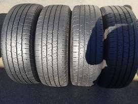 265 70 R16 Continental Cross Contact Tyres