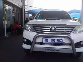 Toyota Fortuner 3.0 D4D 4x4 Limited edition