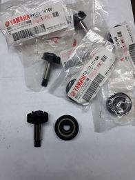 Сальник помпы Yamaha Gear-4т UA06J. Ротор помпы 93103-10168 оригинал.