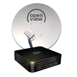 Openview dish and installation