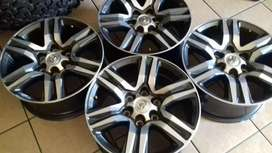 """17"""" Toyota new edition mags"""