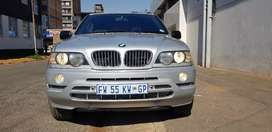 BMW X5 3.0 letter Sunroof