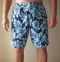 Kąpielówki hawajki Marks & Spencer rozmiar L