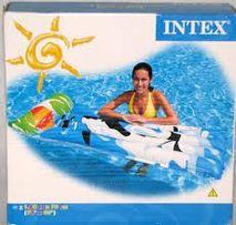 Надувной матрас intex,подарок