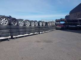 CK Auto Spares  Mag rims and tyres for sale for most vehicles