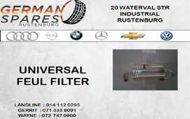 NEW UNIVERSAL FEUL FILTER FOR SALE