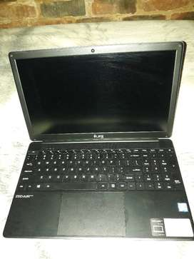 Lap top Zed air plus life digital