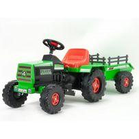 Traktor dla dzieci na akumulator 6v 136 cmod 3 lat
