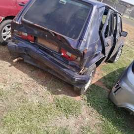 Vw Golf 1 1.6  stripping for spares