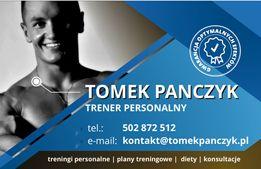 Trener Personalny - Kraków 1h GRATIS!