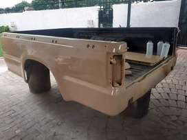 Ford courier bins
